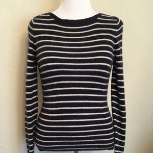 100% Cashmere Sweater Size M
